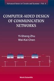 Cover of: Computer-Aided Design of Communication Networks (Advanced Series in Circuits and Systems)