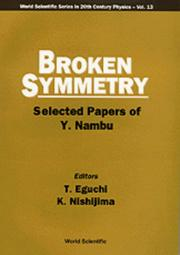 Cover of: Broken symmetry