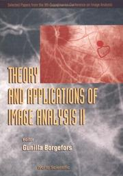 Cover of: Theory and Applications of Image Analysis II | Sweden) Scandinavian Conference on Image Analysis 1995 (Uppsala
