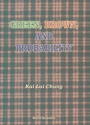 Cover of: Green, Brown, and probability