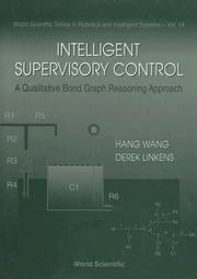 Cover of: Intelligent supervisory control