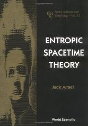 Cover of: Entropic spacetime theory