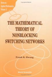 mathematical theory of nonblocking switching networks