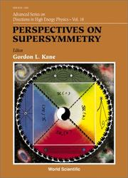Cover of: Perspectives on Supersymmetry (Advanced Series on Directions in High Energy Physics)