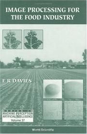 Image processing for the food industry by E. R. Davies