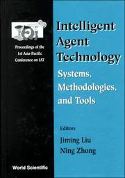 Cover of: Inteligent Agent Technology | Ning Zhong