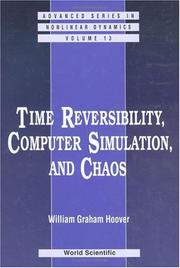 Time Reversibility, Computer Simulation, And Chaos (Nonlinear Dynamics)
