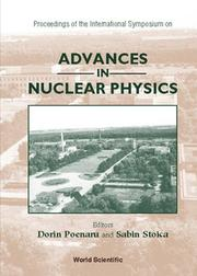 Cover of: Advances in Nuclear Physics |