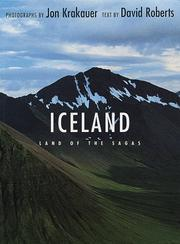 Cover of: Iceland: land of the sagas