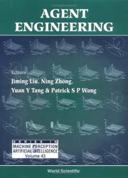 Cover of: Agent engineering |