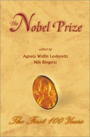 Cover of: The Nobel Prize |