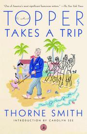 Cover of: Topper takes a trip