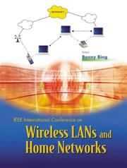 Cover of: Wireless LANs