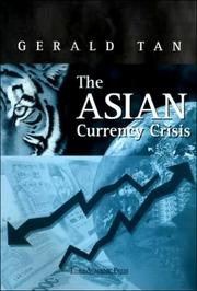 Cover of: The Asian currency crisis