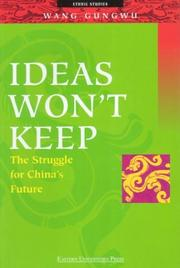 Cover of: Ideas Won