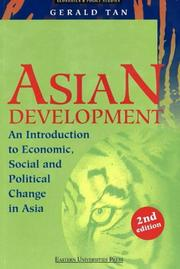 Cover of: Asian development
