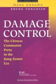 Cover of: Damage control