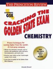 Cover of: Cracking the Golden State Exams