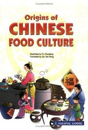Cover of: Origins of Chinese food culture |