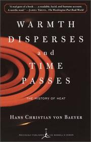 Cover of: Warmth Disperses and Time Passes | Hans Christian Von Baeyer