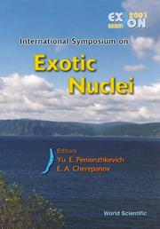 Cover of: Exotic Nuclei EXON-2001 |