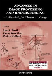 Cover of: Advances in image processing and understanding |