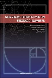 Cover of: New visual perspectives on Fibonacci numbers by