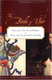 Cover of: The Book of War
