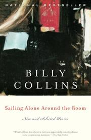 Cover of: Sailing Alone Around the Room | Billy Collins