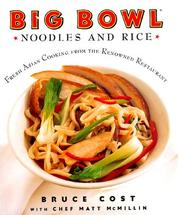 Cover of: Big Bowl Noodles and Rice