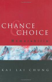 Cover of: Chance & Choice