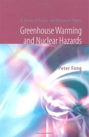 Cover of: Greenhouse warming and nuclear hazards
