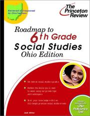 Cover of: Roadmap to 6th Grade Social Studies, Ohio Edition
