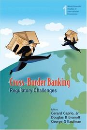 Cover of: Cross-Border Banking |