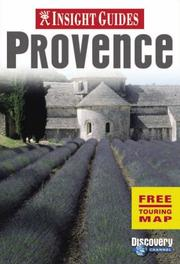 Cover of: Insight Guide Provence | Cathy Muscat