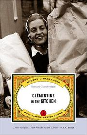 Cover of: Clementine in the Kitchen (Modern Library Food)