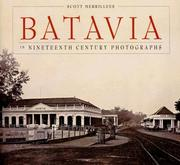 Cover of: Batavia in nineteenth century photographs