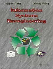 Cover of: Information Systems Reengineering | Joseph Fong