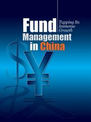 Cover of: Fund Management in China | Tiger Tong Xiaohu