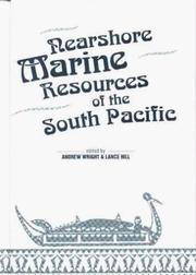 Cover of: Nearshore marine resources of the South Pacific