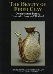 Cover of: The beauty of fired clay