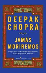 Cover of: Jamas Moriremos