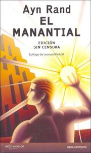 Cover of: El Manantial