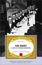 Cover of: High bonnet