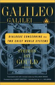 Cover of: Dialogue Concerning the Two Chief World Systems (Modern Library Science)