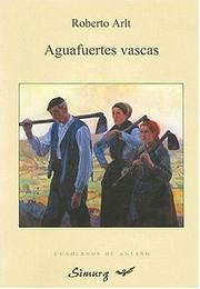 Cover of: Aguafuertes vascas