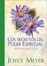 Cover of: Los Secretos del Poder Espirtual