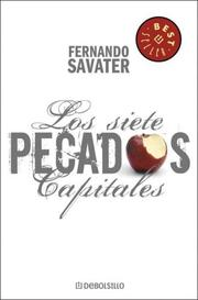Cover of: Los siete pecados capitales/ The Seven Deadly Sins