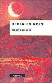 Cover of: Beber en rojo (Drácula)