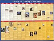 Cover of: Christian History Time Line